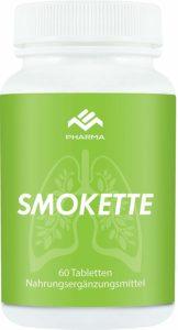 Smokette - Endlich Nichtraucher + Rezeptfrei von MB Pharma Health