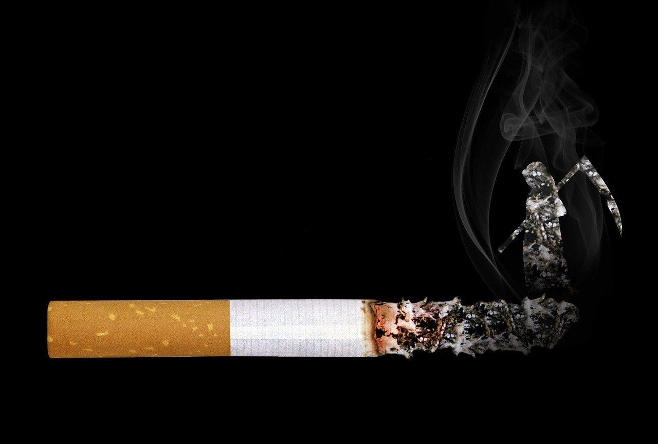 Lungenkrebs-Risiko bei Ex-Rauchern 15 Jahre erhöht